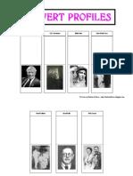 Convert Profiles Matchbooks
