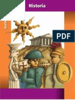 Libro Del Alumno 6o Historia Primaria RIEB 2011