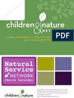 Natural Service Network Slide Show