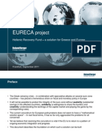 Eureca Project - Hellenic Recovery Fund