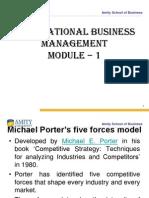 Cafe 7 Michael Porter Model