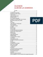 Monologos Club de La Comedia