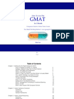 GMAT Pill E-book