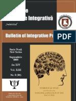 Buletin de Psihiatrie Integrativă_Socola_38