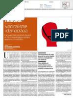 Sindicalisme i democracia Públic 20 09 10