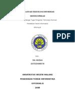 MAKALAH-Sistem Operasi