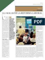 Ha Fracasat La Reforma Laboral