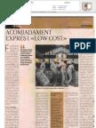 Acomiadament Expres i Low Cost