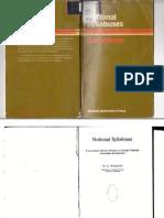 Notional Syllabus (D.a. Wilkins)