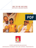 CM Dr. Kalaignar Insurance Scheme