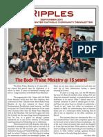 2011 September Ripples PDF