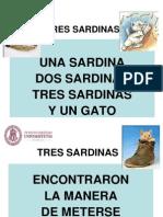 Tres Sardinas