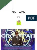 KBC_Game