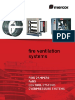 1Mercor-Fire Ventilation Systems-product Overview En