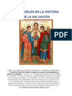 Los ángeles en la Historia de la Salvación