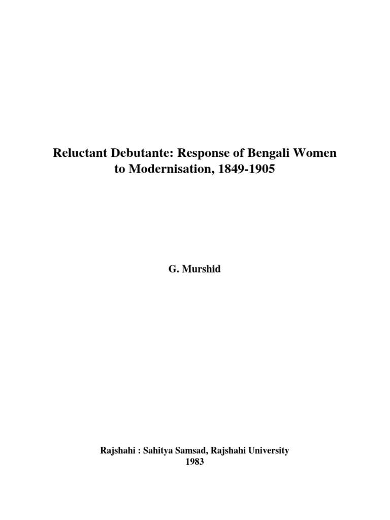 Modern is Ing Bengal Women | Kolkata | Female Education