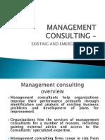 132__ManagmentConsulting_ExistingAndEmergingTrends