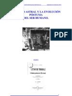 El plano astral y la evolucion póstuma del ser Humano (Gerard+Encausse-Papus)
