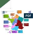 Carte de France 2007
