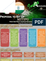 Mexico India Trade & Investment Promotion Group