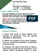 1. CROP 301 Weeds as Pests