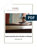 EDA Education Strategy - Cover