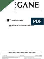 MEGANE 2 - Transmission 2