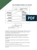 Curso Tratamiento de Diabetes Mellitus 2 Con Insulina