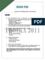 Designpro Rulebook
