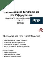 Fisioterapia Na Síndrome Da Dor Patelo-Femoral