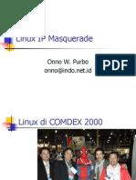 Ppt Linux Ip Masquerade 10 2000