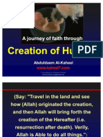Creation Human