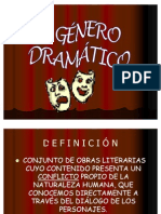 Power Point Genero Dramatico (1)