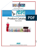 Medpet Pigeon Products
