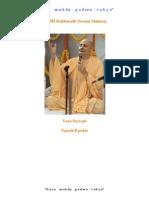 HH Radhanath Swami Maharaj Quotes
