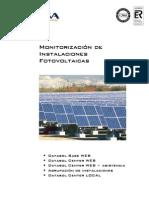 Catálogo de monitorización de instalaciones 2009