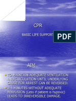 CPR Training Module