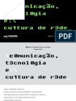 Livro comunicação e tecnologia