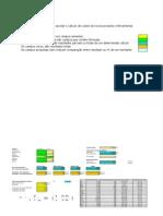 Injeção Plástico - calculos de massa versão b