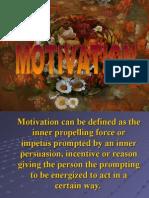 Motivation by MR