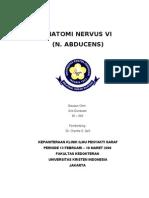 Anatomi Nervus Vi Abducens (Aris)