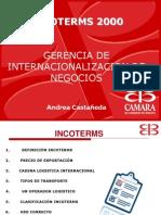 1. INTERNACIONALIZACIÓN DE NEGOCIOS
