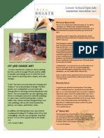Sept2011 Newsletter Specials PDF
