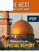 Human Events-The Next Middle East War