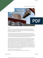 USA & ROK Free Trade Agreement Highlights (Jun2007)