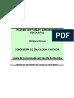 Orientaciones Para Elaborar El Planlectura en CLM