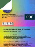 PERANCANGAN STRATEGIK PPDHS 2011-13