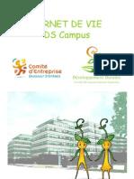 Carnet de vie DS Campus Développement Durable