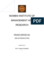 Copy of Mis Production Report