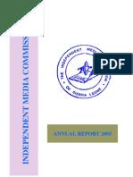 IMC Annual Report